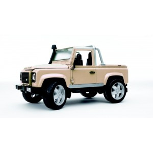Bruder 2591 -  Land Rover Pick Up